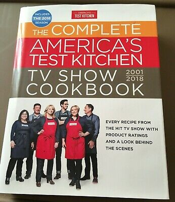 Enjoyable The Complete Americas Test Kitchen Tv Show Cookbook 2001 Download Free Architecture Designs Remcamadebymaigaardcom