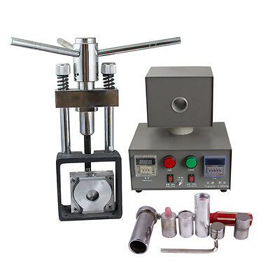 FDA Dental laboratory Equipment Denture Injection System heater and hot press