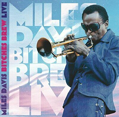 Miles Davis - Bitches Brew Live - Miles Davis CD 4IVG The Cheap Fast Free Post