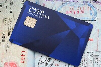 Chase Sapphire Preferred Credit Card Bonus 60K Points Referral Extra $85 Trusted