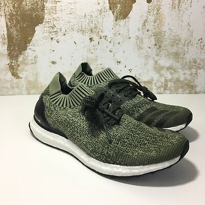 901dba1df16a8 ADIDAS ULTRA BOOST Uncaged olive green men s size 13 -  130.00 ...