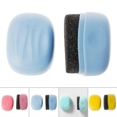 Bags Sponge brush Small Cleaner Leather Quick Shine Polish Wax Portable Round