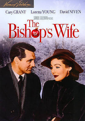 The Bishop's Wife DVD [1947] David Niven, Loretta Young, Cary Grant