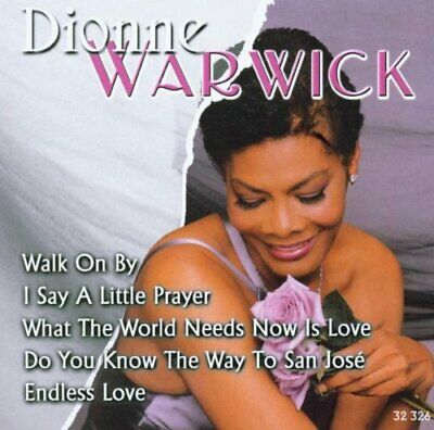 Dionne Warwick - Dionne Warwick - Dionne Warwick CD IBVG The Cheap Fast Free The