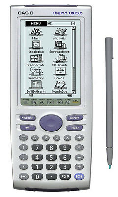 CASIO ClassPad 330 PLUS  Calculatrice Graphique  * NEUF *