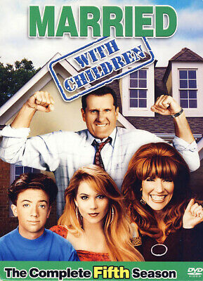 Married With Children - The Complete Fifth Sea *new Dvd