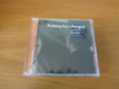 David Bowie ‎– Nothing Has Changed (The Very Best Of Bowie) New Sealed Cd Album