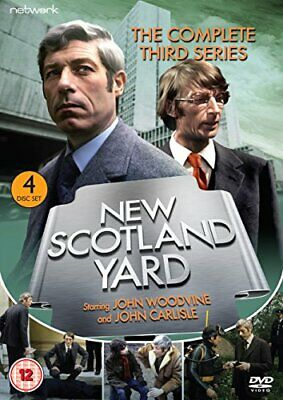 New Scotland Yard - The Complete Series 3 [DVD] -  CD J8VG The Fast Free