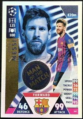 Champions League 2018/19 18/19 Match Attax ☆ Choose from all Special Cards ☆