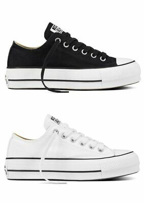 new style cd6c6 7c779 SCARPE DA DONNA Converse Chuck Taylor All Star Lift Ox ...