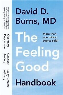 The Feeling Good Handbook by David D. Burns (Paperback, 1999)