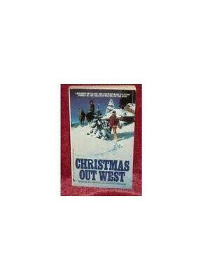 Christmas Out West by Greenberg, Martin Harry Book The Cheap Fast Free Post