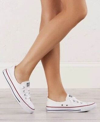 CONVERSE CHUCK TAYLOR All Star Shoreline Women Mint White Slip On ... 6d165986c