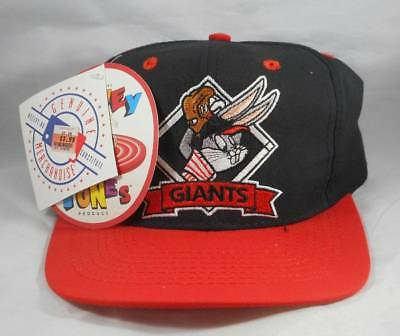 the best attitude 7df8d 15fbb Vintage 1990s San Francisco Giants Bugs Bunny Snapback Hat NWT Looney Tunes