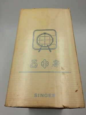 Vintage Embroidery Attachment for Singer Sewing Machine 6268