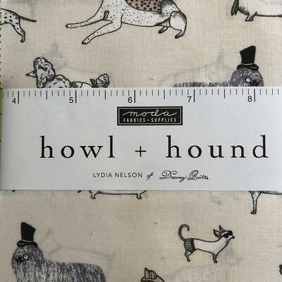 Quilting Fabric Charm Pack - Howl And Hound - Closing Down Save$$$$