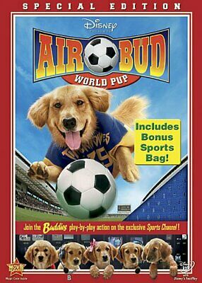 AIR BUD WORLD PUP New Sealed DVD Special Edition Disney