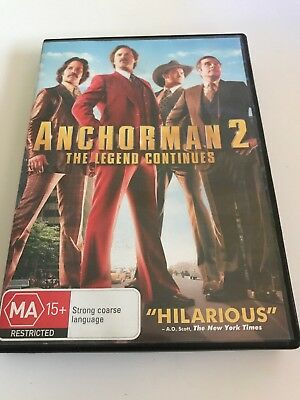 Anchorman 2 The Legend Continues DVD Sale!