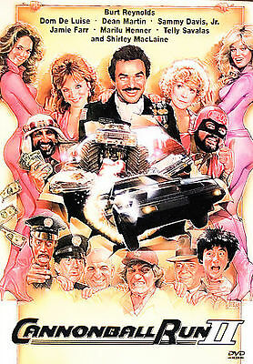 Cannonball Run II, New DVDs