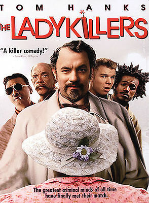 The Ladykillers (Widescreen Edition) DVD TOM HANKS, DVD ONLY, NO CASE