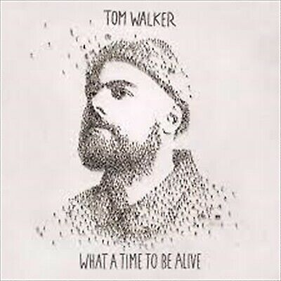 Tom Walker, What A Time To Be Alive, CD