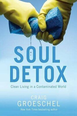 Soul Detox: Clean Living in a Contaminated World by Groeschel, Craig Book The