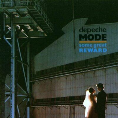Depeche Mode - Some Great Reward - Depeche Mode CD ACVG The Cheap Fast Free Post