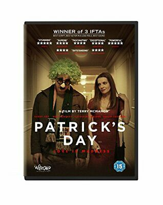 PATRICK'S DAY - DVD  2UVG The Cheap Fast Free Post