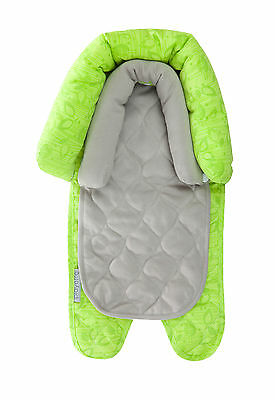Head Support 2 in 1 Green Owl.