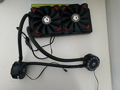 ID cooling all in one liquid cooling system