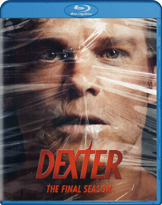 Dexter - Season 8 The Final Season (Blu-Ray) * *new Bl