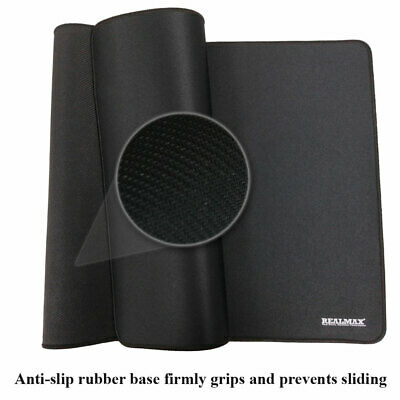 PC Laptop Large Gaming Mouse Mat Pad Extended Pro Edition Anti-slip 80*40cm Blak