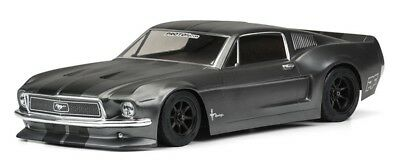 Pro-Line 1558-40 1968 Ford Mustang Clear Body For Vintage Trans Am Class