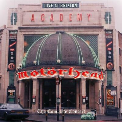 Motorhead - Live at Brixton Academy 2 CD ALBUM NEW (27th MAR)