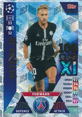 Champions League 2018/19 Update Match Attax ☆ Choose from all Special Cards ☆