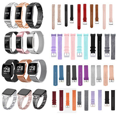 Replacement Watch Strap Band for Fitbit Charge 2 3 Blaze Tracker Alta HR Versa