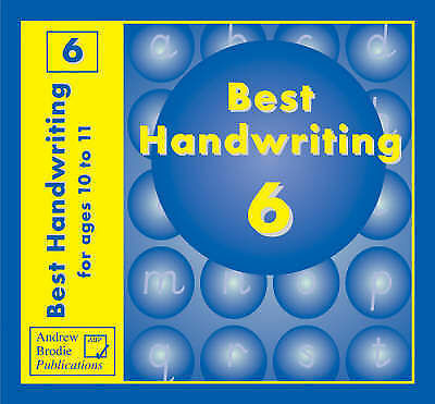 Best Handwriting: Practice Book for Ages 10-11 (Best Handwriting), Richardson, J