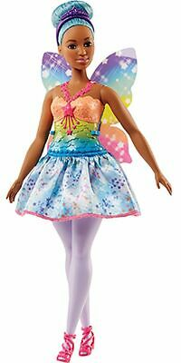 Barbie Dreamtopia Fairy Doll Blue Hair Brand New fast Postage