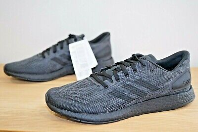 0dfa7e9e9 Adidas PureBoost DPR LTD Mens Running Shoes Trainers Size UK 10 EU 44 2 3