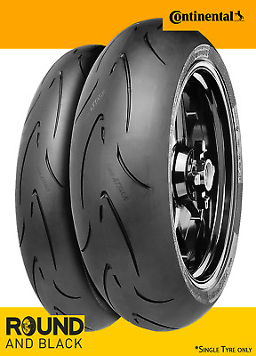 Continental ContiRaceAttack Comp Med (160/60 - 17) 69W Rear Motorcycle Tyre