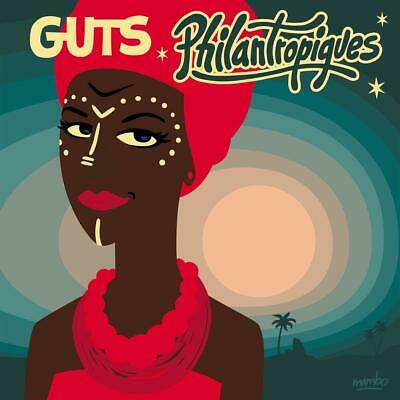 Guts - Philantropiques CD ALBUM NEW (27th MAR)