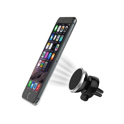 360 Rotating Magnetic Grip Smartphone Universal Mobile Car Holder For CB-667