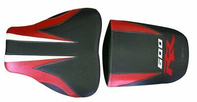 Bagster Seat Cover Red/Black White And Red Letters Honda CBR600RR 2007-2011