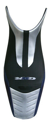 Bagster Seat Cover Dark Blue/Black/Metallic Grey Suzuki GSR600 2006-2010