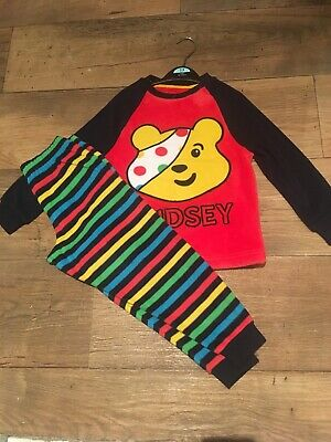 ac30e7808b07 GIRLS PUDSEY BEAR Children In Need Top - Age 13-14 Years - £0.99 ...