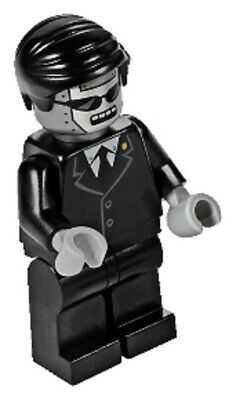 Lego The Lego Movie Executron tlm028 (From 70803) Minifigure Figurine New