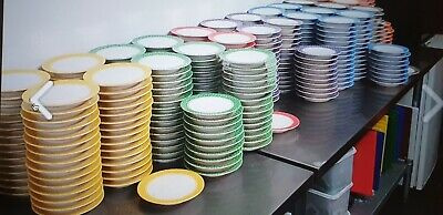 Sushi Plates & Domes x 500 will split