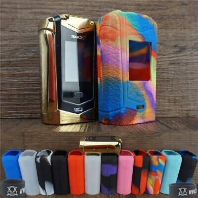 Silicone Case for Smok SPECIES 230W & ModShield Tank Band Protective Cover