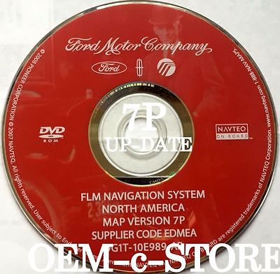 FORD A9 LINCOLN Map Update A9 Nav Navigation Gps Sd Card