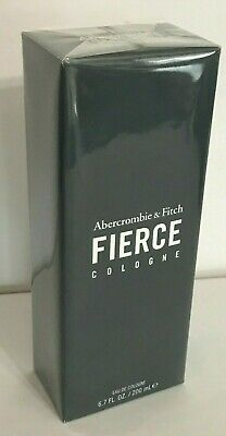 Abercrombie & Fitch FIERCE Cologne Spray 6.7 oz / 200 mL NEW Release! Sealed!